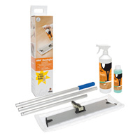 LOBACARE CleaningSet by AB Hardwood