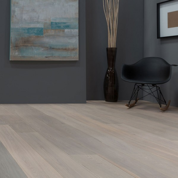 Duchateau The Vernal Collection Antique White Ab Hardwood