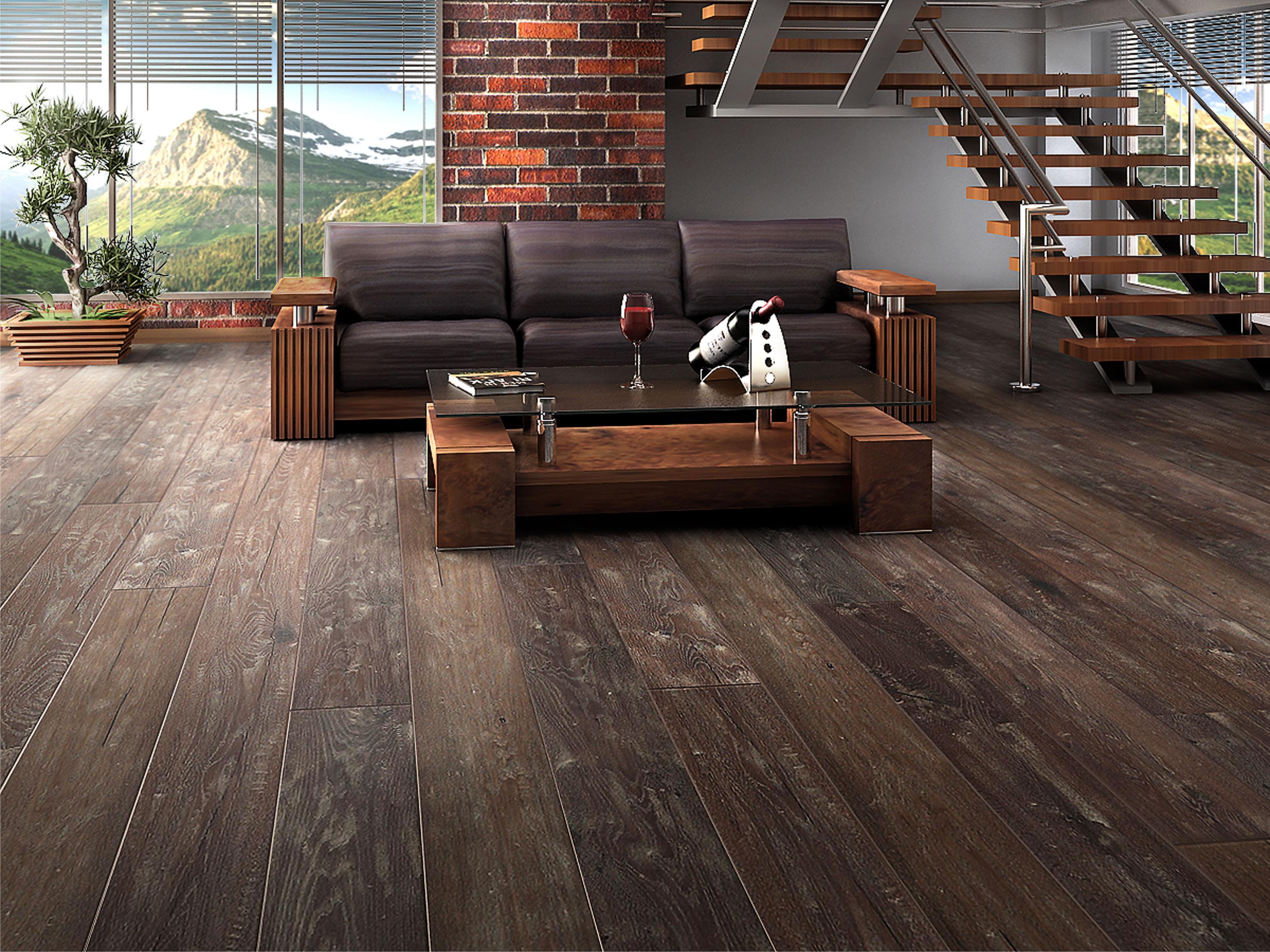 Teka Landscape Tuscany White Oak Ab Hardwood Flooring