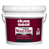 DuraSeal Trowelable Wood Filler by AB Hardwood