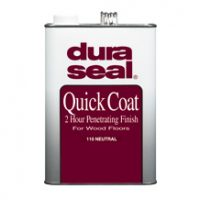 Duraseal Quick Coat 2-Hour Penetrating Finish  by AB Hardwood