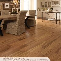 Somerset Classic Collection - Natural Red Oak by AB Hardwood