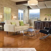 Somerset Color Plank Collection - Golden Oak by AB Hardwood
