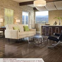 Somerset Color Plank Collection - Smoke by AB Hardwood