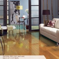 Somerset High Gloss Collection - Natural Red Oak by AB Hardwood