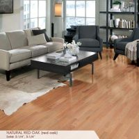 Somerset Homestyle Collection -Natural Red Oak by AB Hardwood