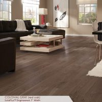 Somerset Wide Plank Collection - Colonial Grey by AB Hardwood