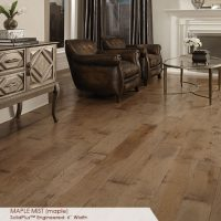 Somerset Wide Plank Collection - Maple Mist by AB Hardwood
