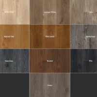 Vinyl Deluxe Classic Collection by AB Hardwood