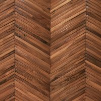 DuChateau - Wall Coverings - Ark Chevron by AB Hardwood